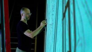 Réalisation d'une fresque de 6 x 3 mètres
