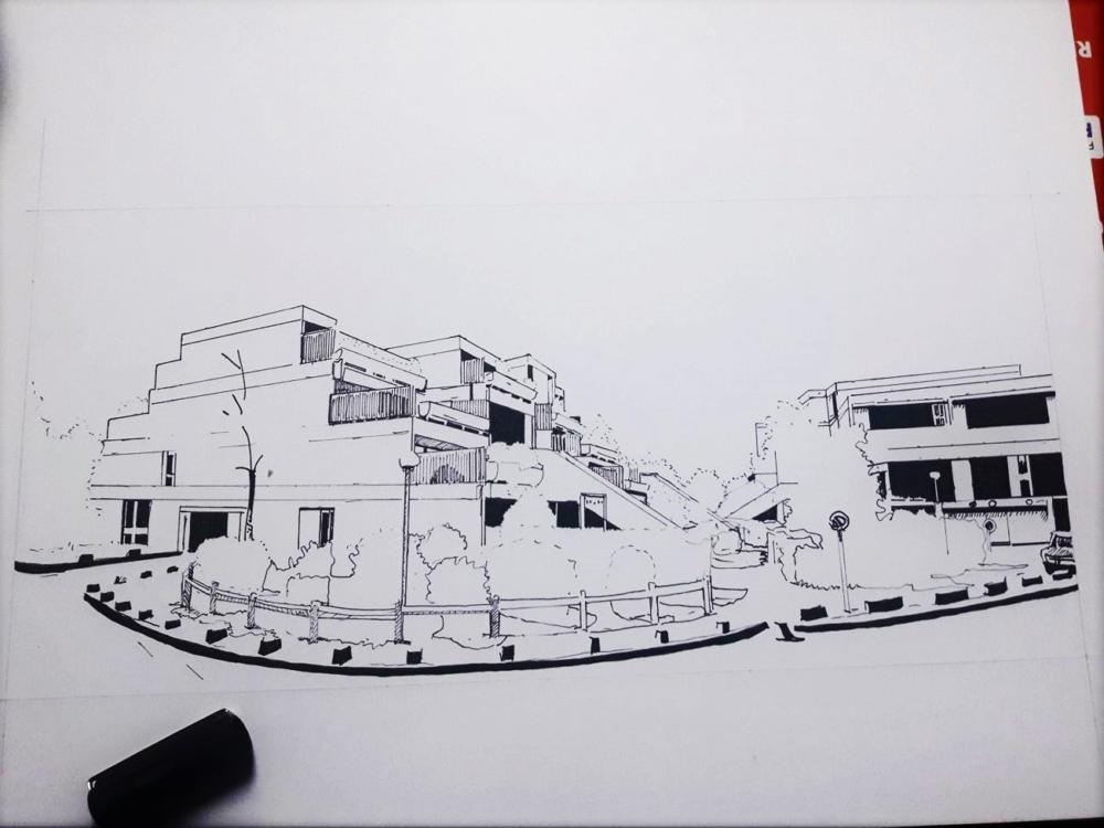 architecture-remarquable9520-dessin-senaud o