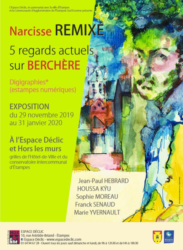 affiche-Expo-Narcisse-REMIXE-5-regards-actels